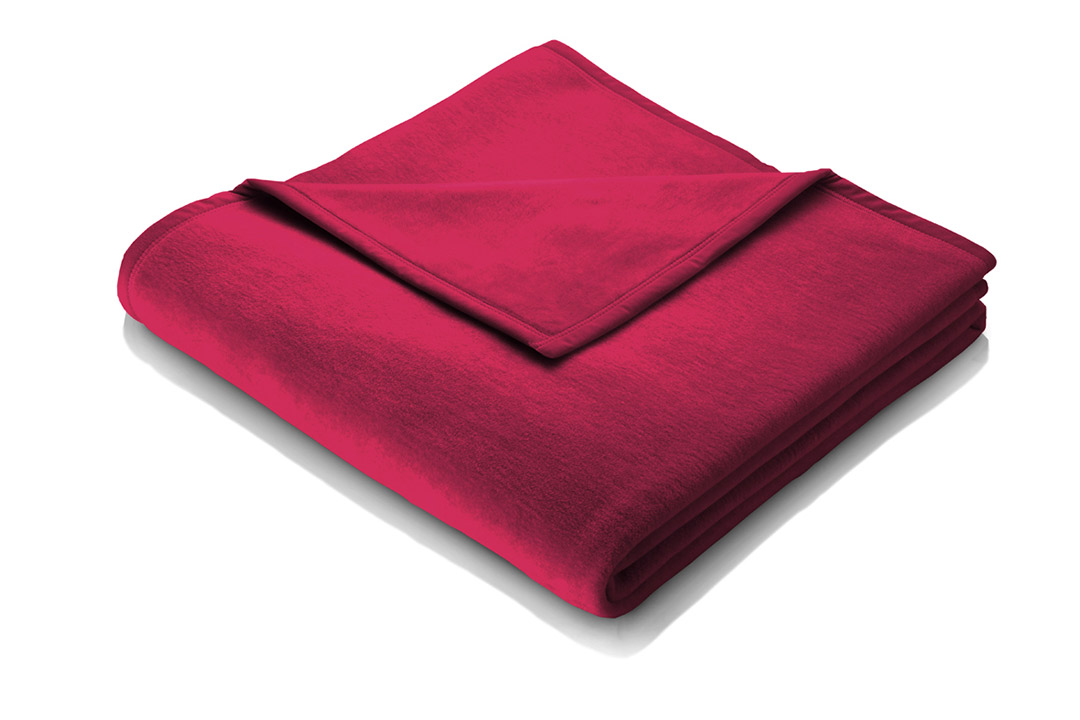 Thermosoft  485373 rot   150x220cm picture