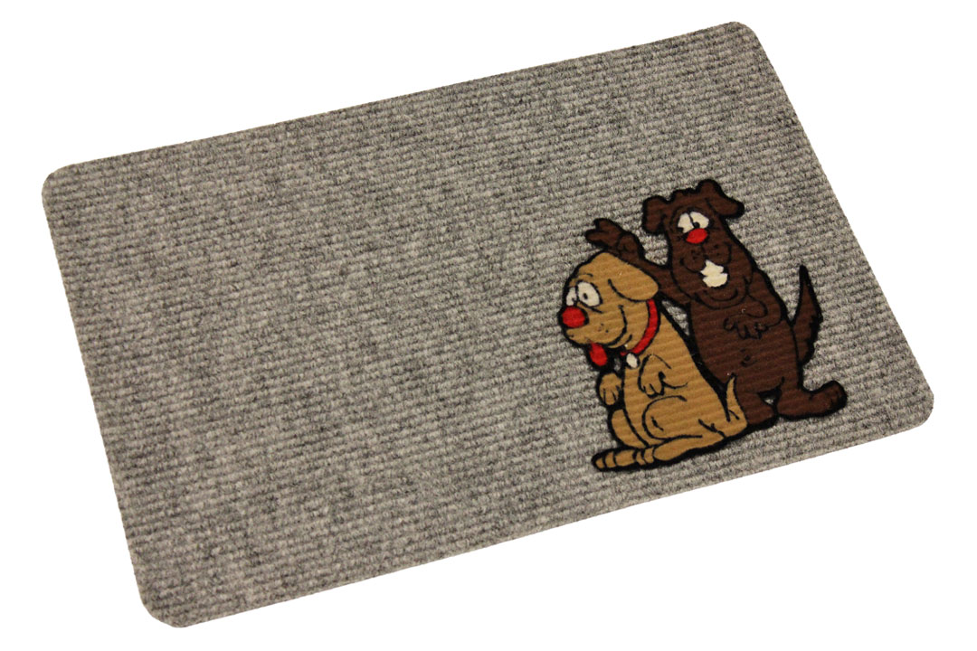 Flocky mat dogs (new) picture